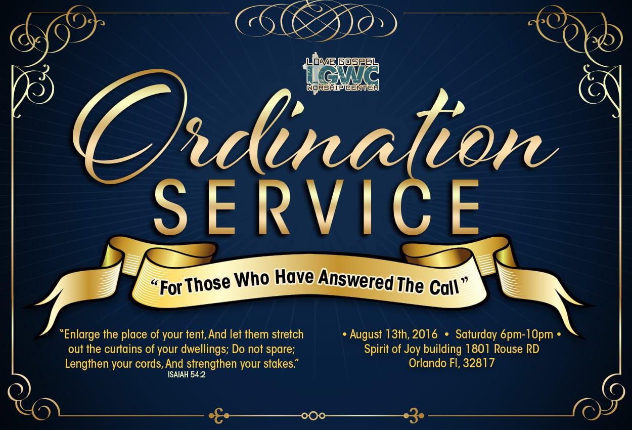 Credentialing Service Orlando Christian Church Lgwc